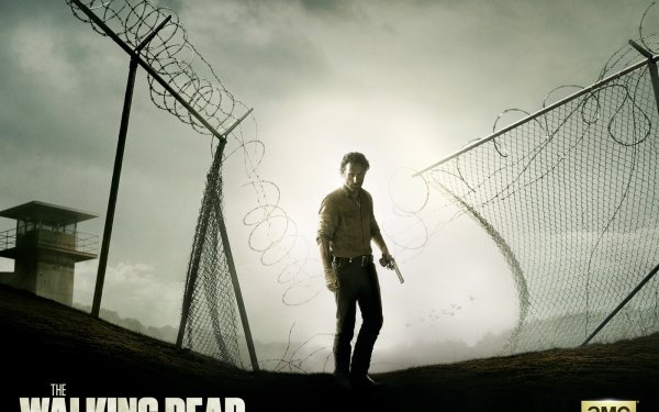 TV Show The Walking Dead Prison HD Wallpaper   Background Image