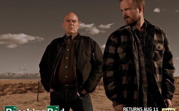 TV Show Breaking Bad Hank Schrader Jesse Pinkman Aaron Paul Dean Norris HD Wallpaper   Background Image