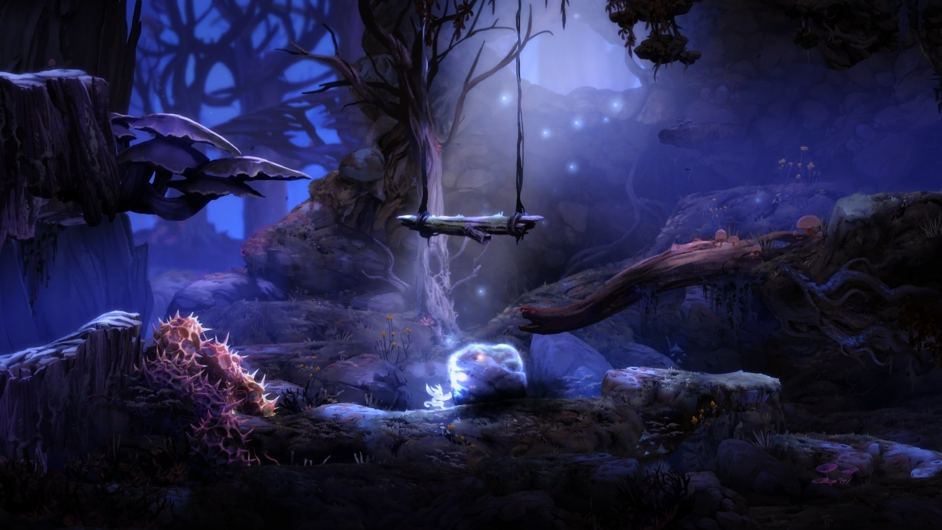 46 Ori And The Blind Forest Hd Wallpapers Background Images