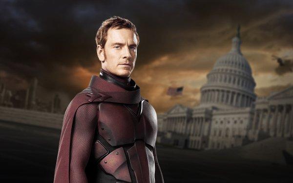 Movie X-Men: Days of Future Past X-Men Magneto Michael Fassbender HD Wallpaper | Background Image