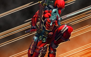 Comics - Cable & Deadpool Wallpapers and Backgrounds ID : 54650