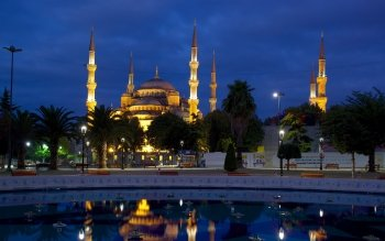 42 Sultan Ahmed Mosque Hd Wallpapers Background Images
