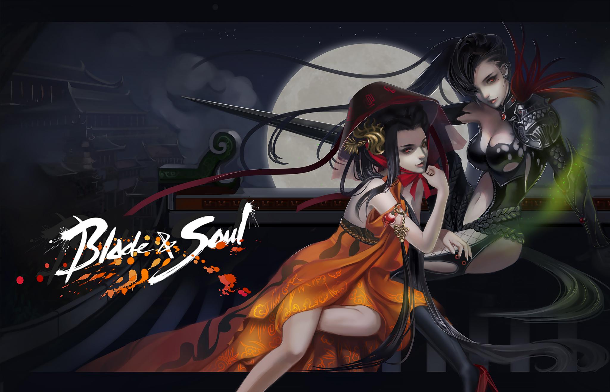 Blade & Soul Fond d'écran HD | Arrière-Plan | 2048x1318 ...