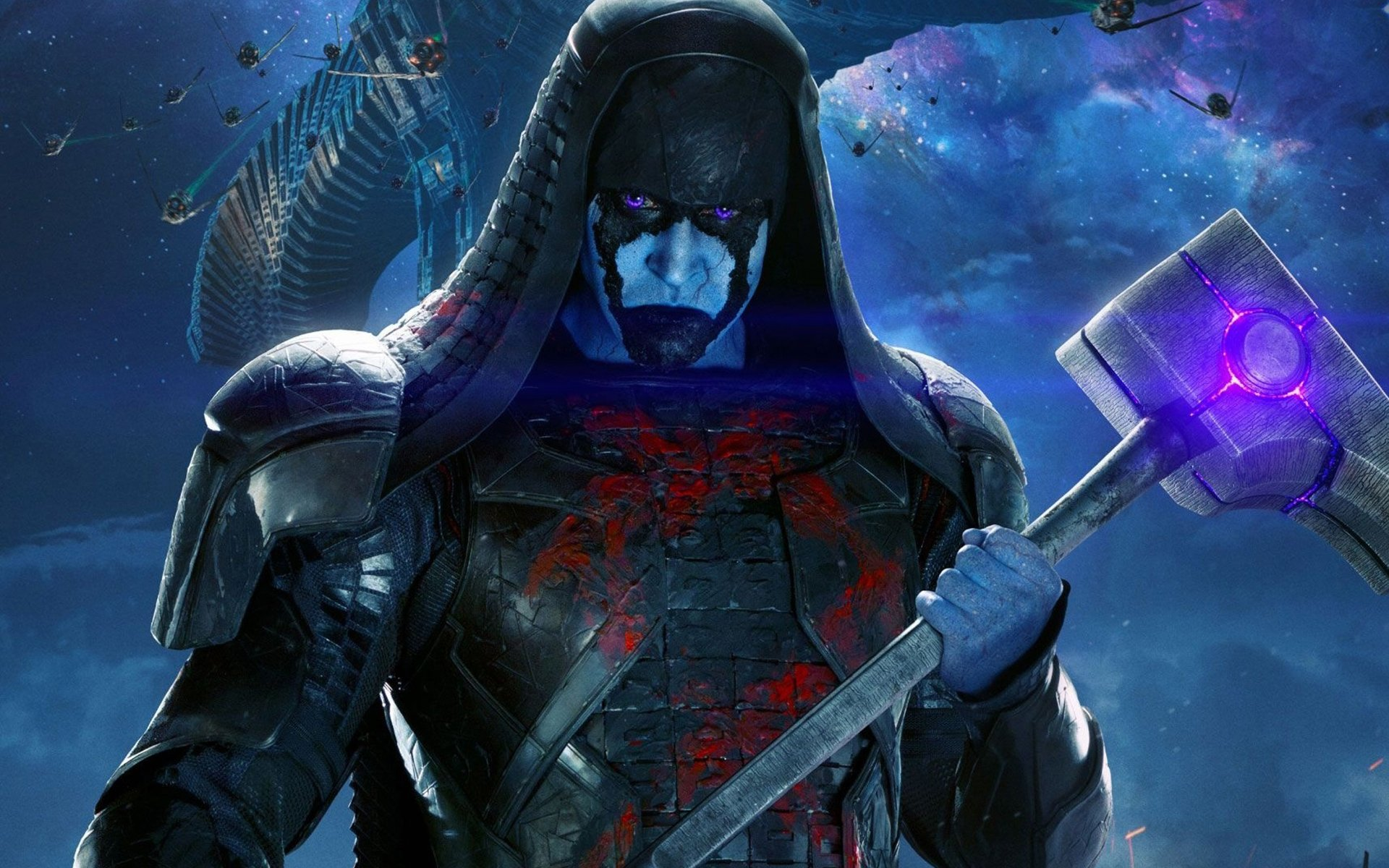 Movie - Guardians of the Galaxy  Ronan the Accuser Movie Lee Pace Wallpaper