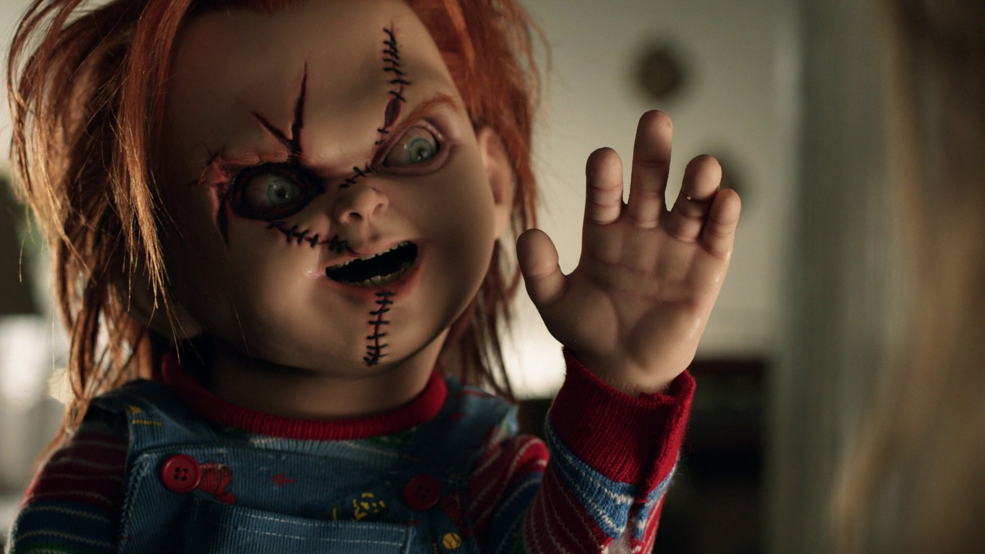 12 Curse Of Chucky Hd Wallpapers Background Images Wallpaper Abyss