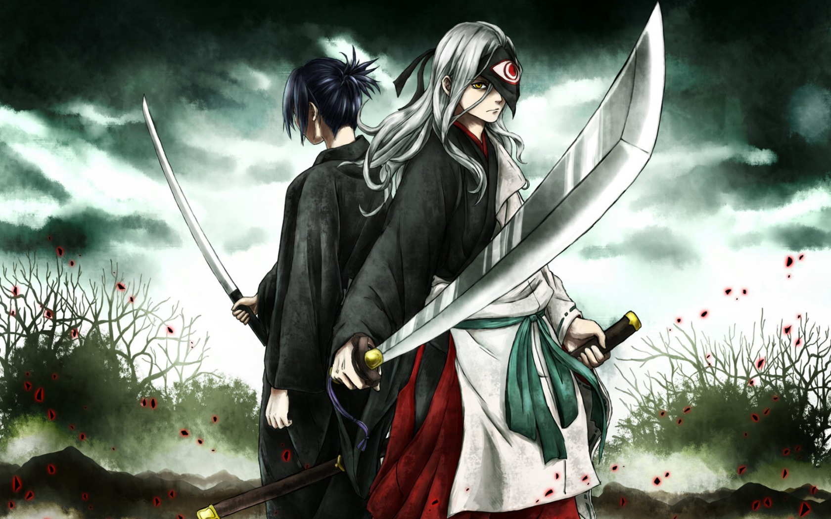 Noragami wallpaper and background image 1680x1050 id - Yato wallpaper ...