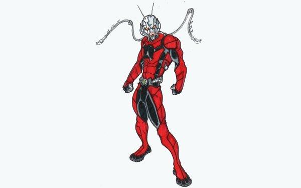 Comics Ant-Man HD Wallpaper | Background Image