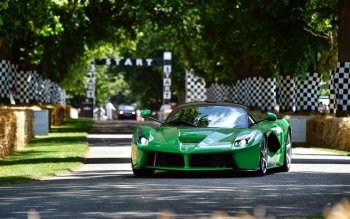 890 Green Car Hd Wallpapers Background Images Wallpaper Abyss