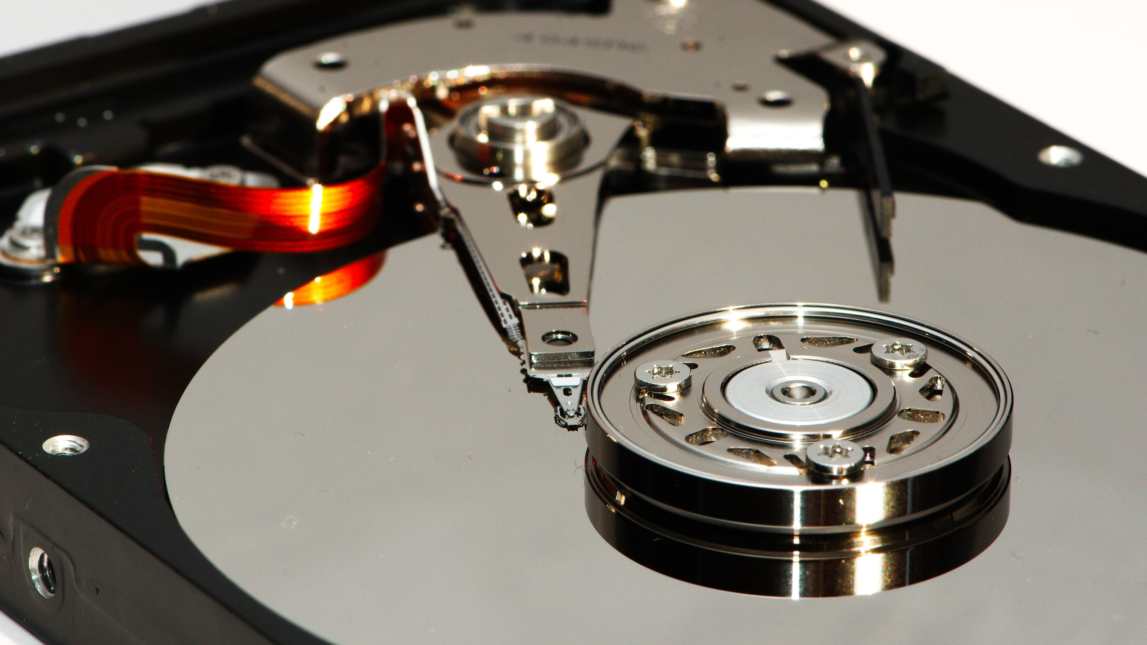Hard Disk Drive 4k Ultra Fondo De Pantalla Hd Fondo De
