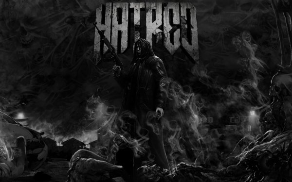 Video Game Hatred HD Wallpaper   Background Image