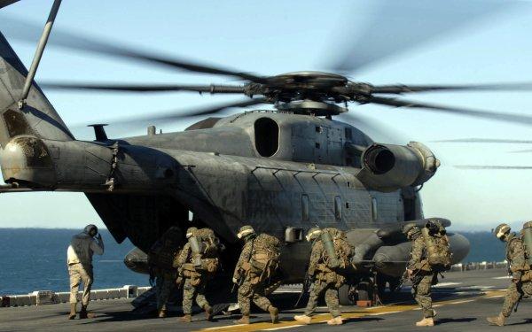 Military Sikorsky CH-53E Super Stallion Military Helicopters Vehicle Helicopter Super Stallion Ch-53 Super Stallion Marines HD Wallpaper   Background Image