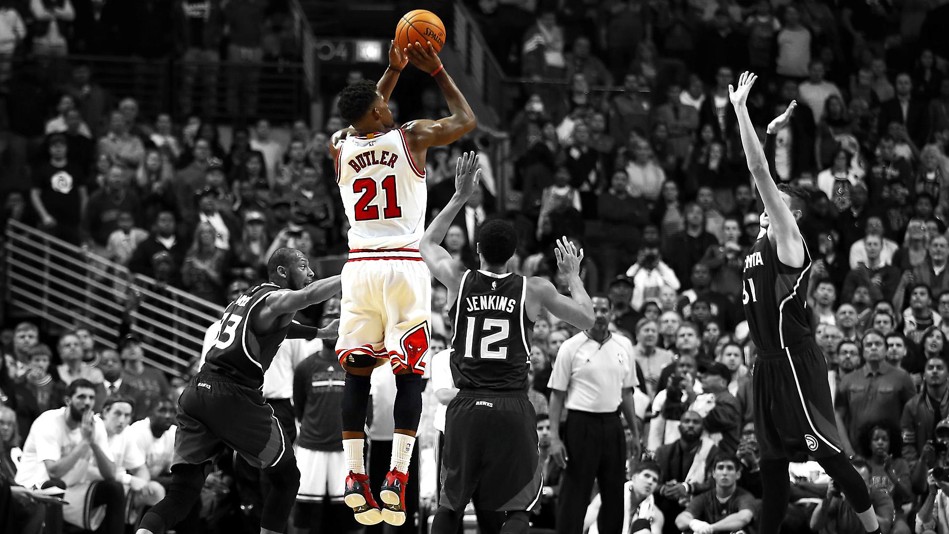 Jimmy Butler - Chicago Bulls HD Wallpaper   Background ...