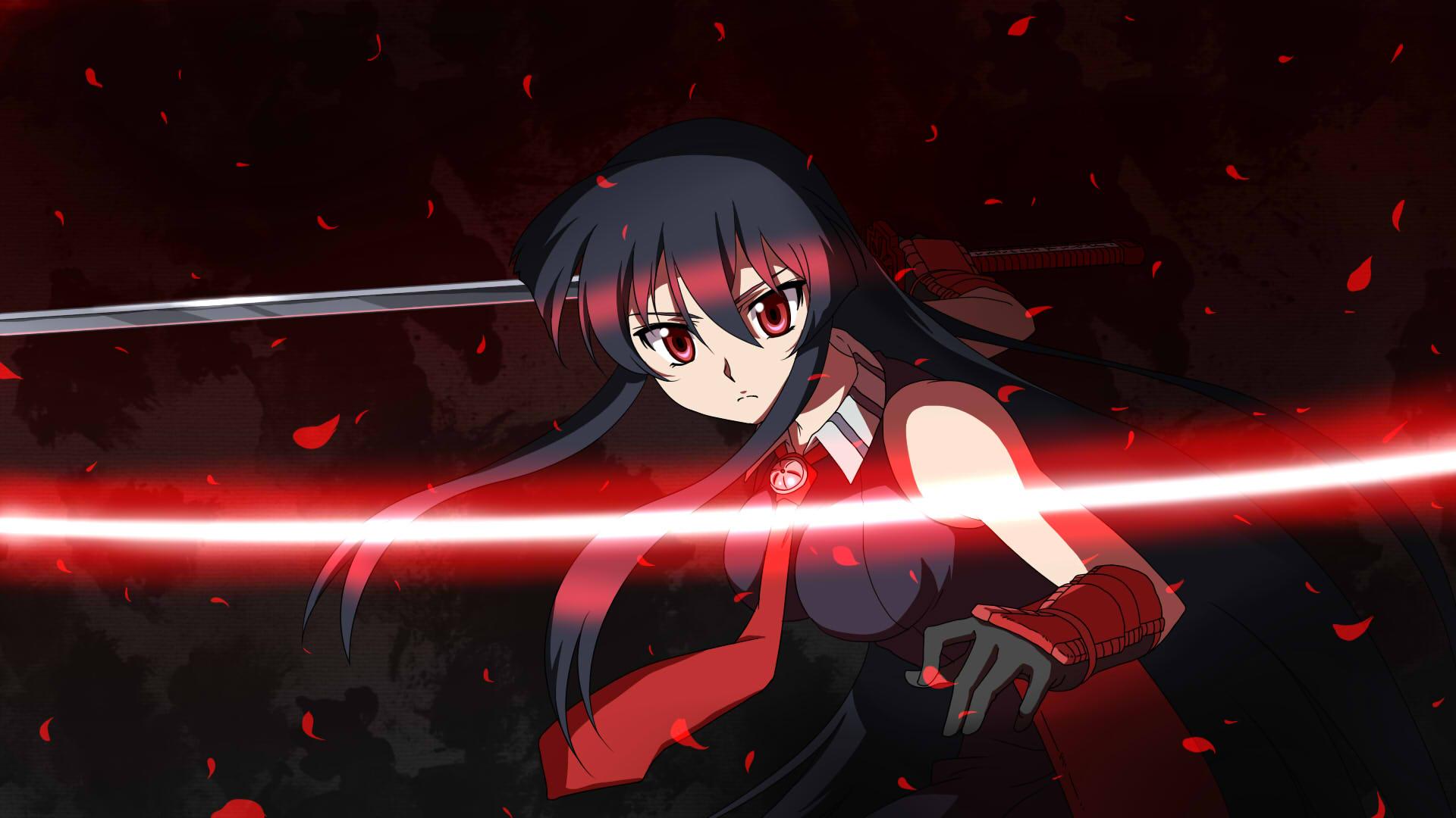 Akame Ga Kill Alpha Coders Wallpaper Abyss Anime Akame Ga Kill