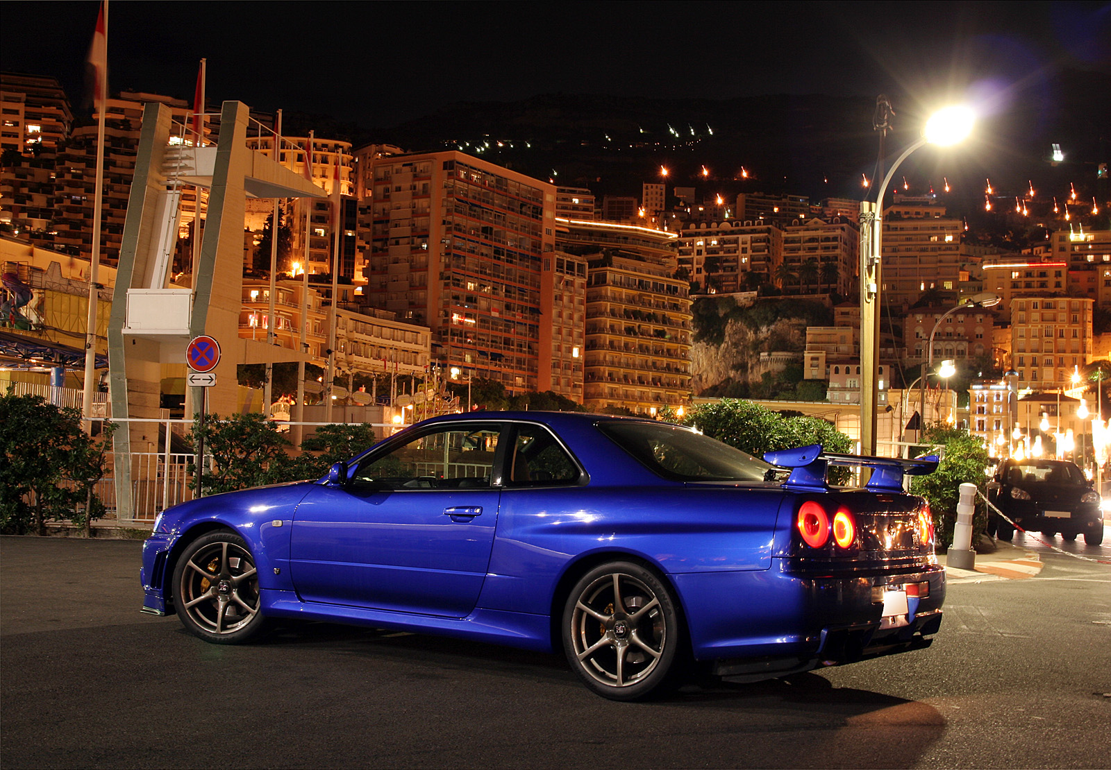 Nissan skyline gt r wallpaper and background image 1600x1110 id 55502 wallpaper abyss - Nissan skyline background ...