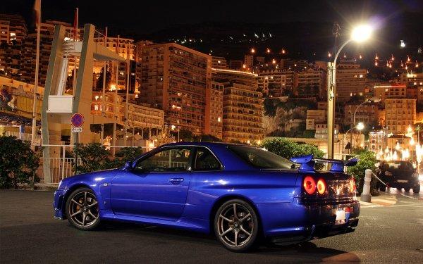 Vehicles Nissan Skyline GT-R Nissan Nissan Skyline HD Wallpaper | Background Image
