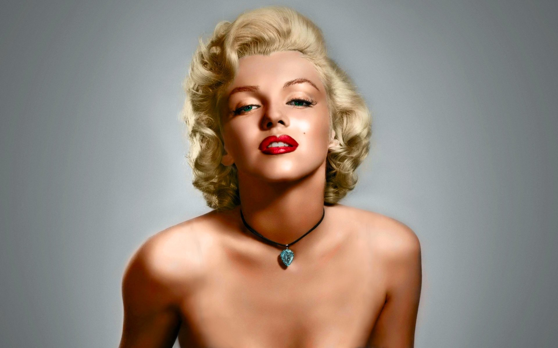 Celebrita' - Marilyn Monroe  Blonde Celebrita' Modelle Sfondo