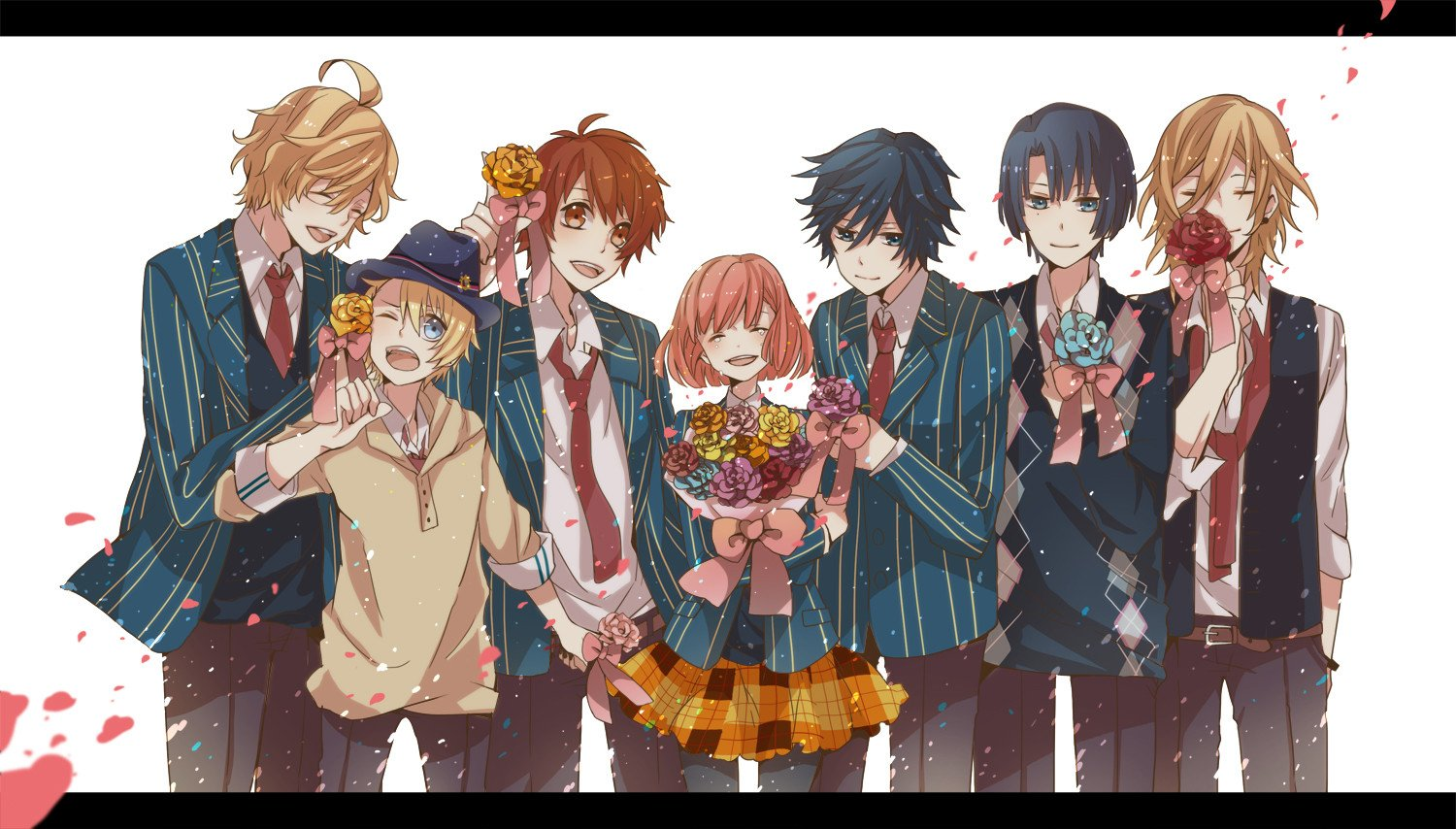 uta no prince sama wallpaper-#15
