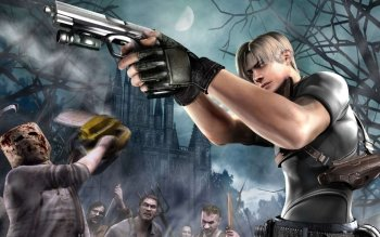 Video Game - Resident Evil Wallpapers and Backgrounds ID : 5582