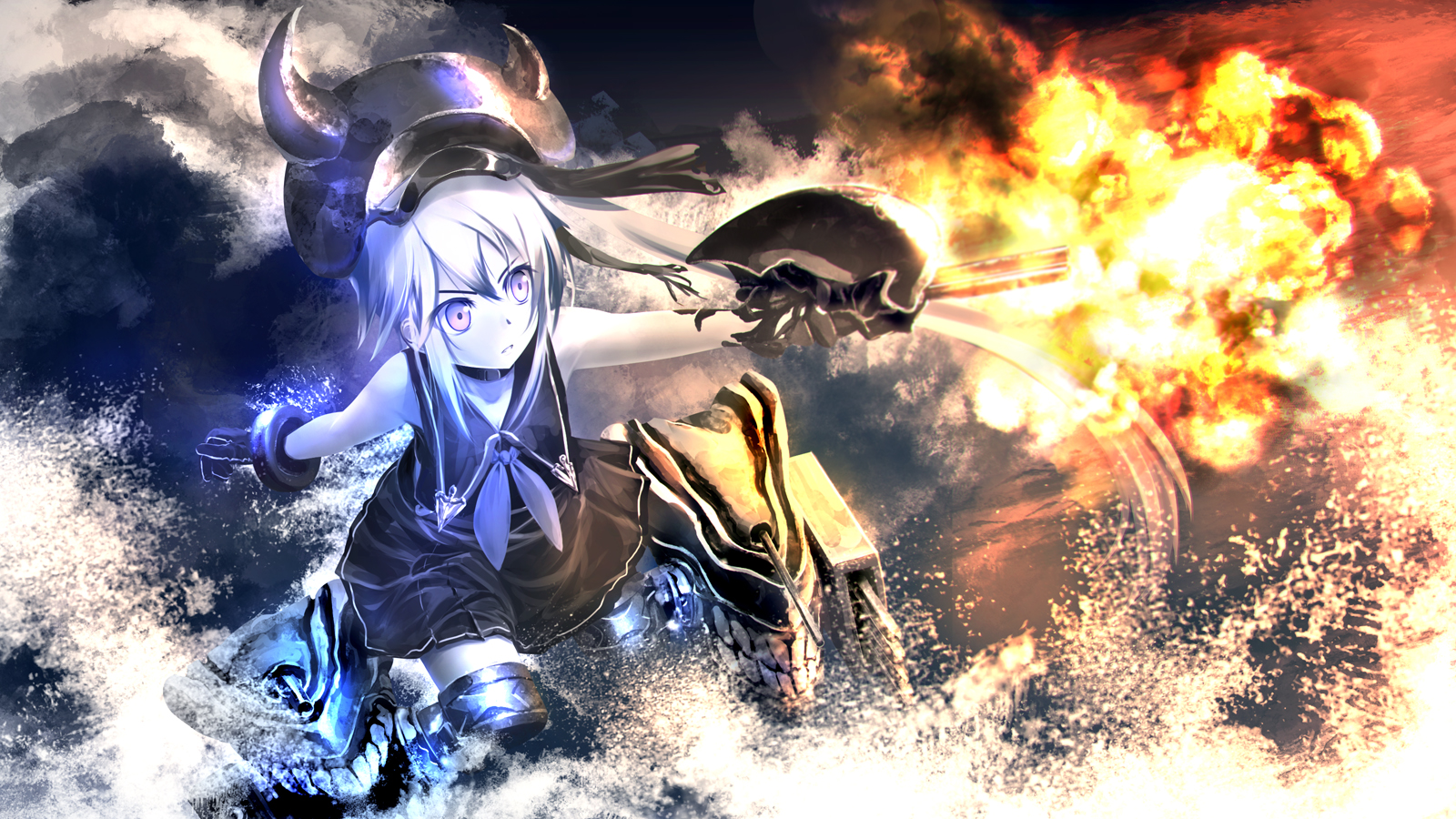 Kantai Collection Wallpaper and Background Image ...