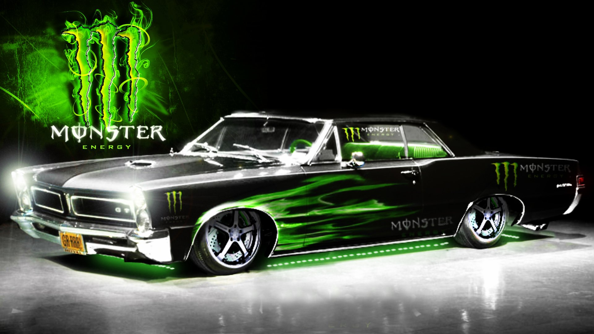 Monster Gto Hd Wallpaper Background Image 1920x1080 Id 560425 Wallpaper Abyss