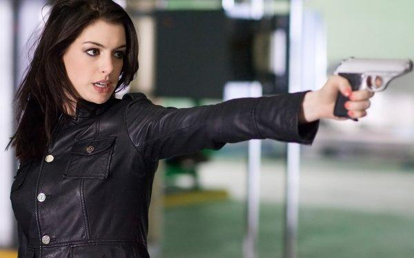 Movie Get Smart Anne Hathaway HD Wallpaper | Background Image