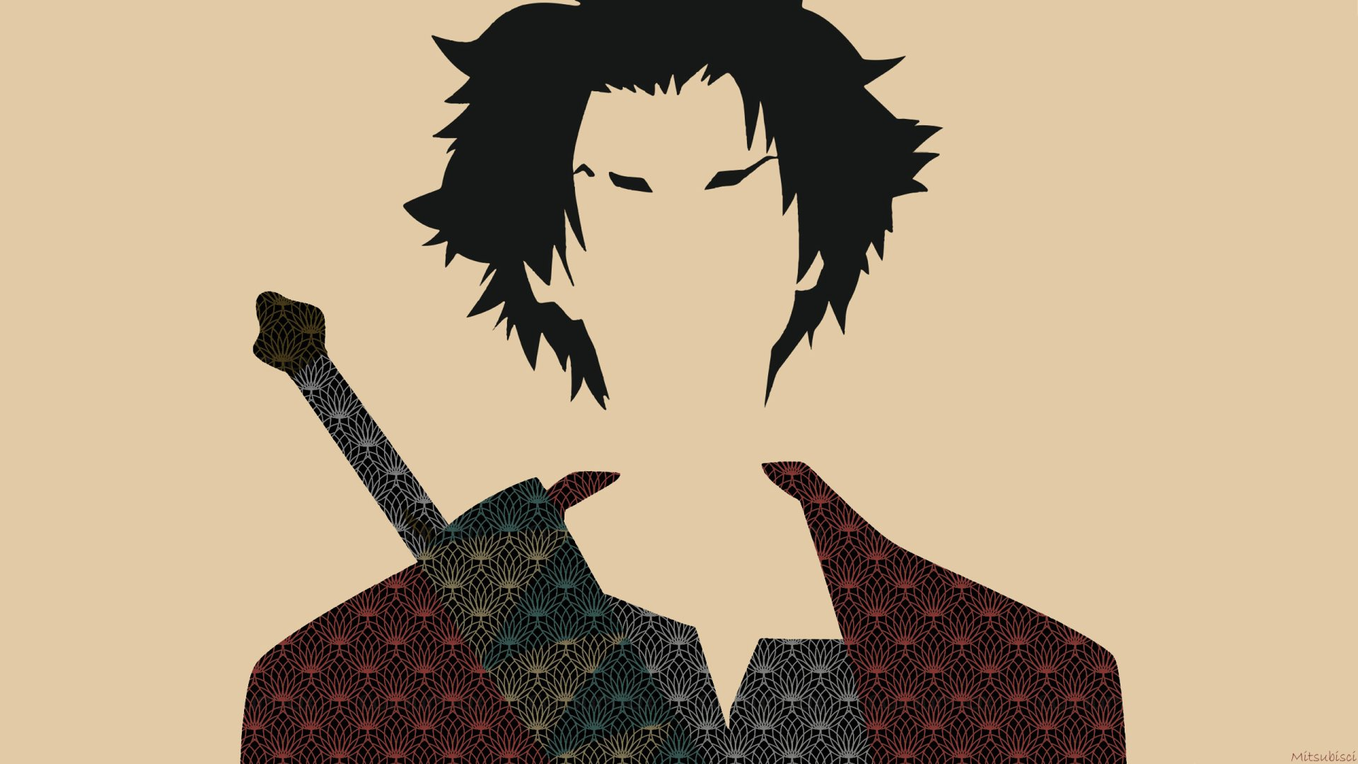 samurai champloo wallpaper widescreen