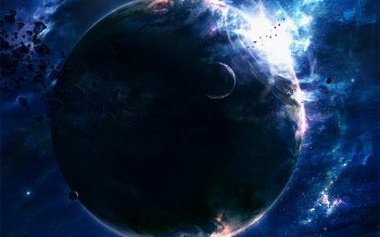 Science-Fiction - Planet Wallpapers and Backgrounds ID : 56300