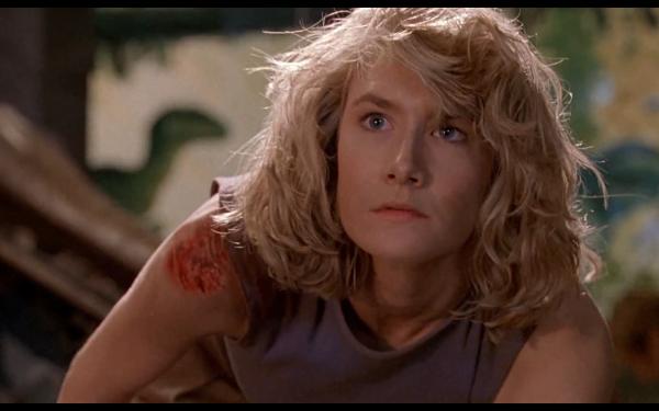 Movie Jurassic Park Ellie Sattler Laura Dern HD Wallpaper | Background Image