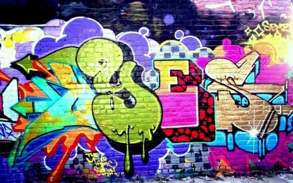 wallpaper graffiti love. Artistic - Graffiti Wallpaper