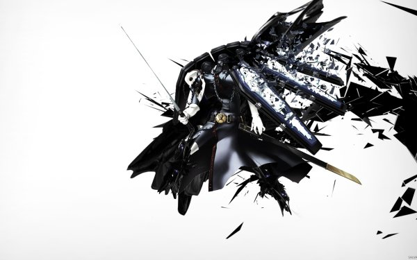 Video Game Persona 3 Persona Thanatos HD Wallpaper | Background Image