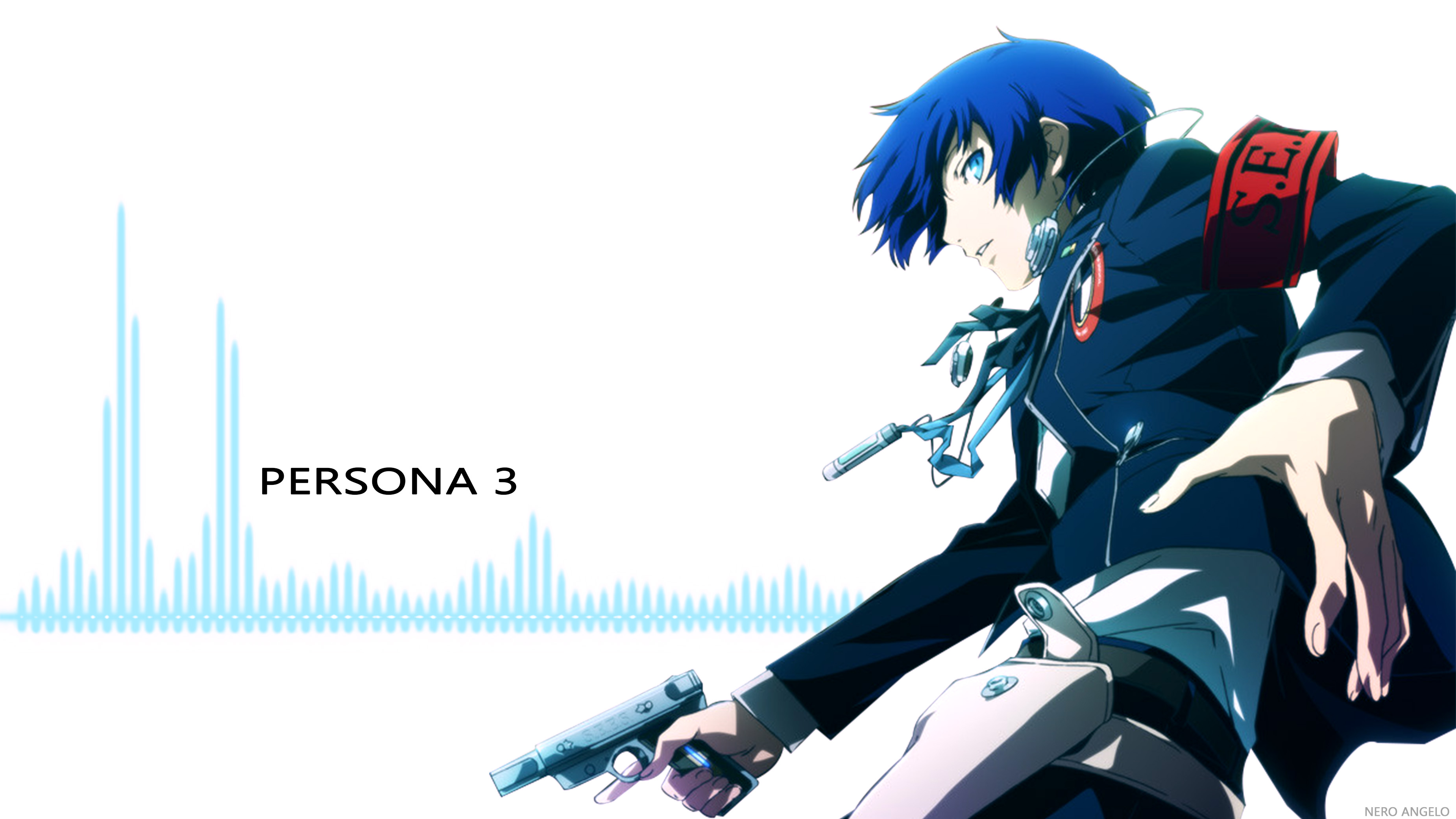 Persona3 Wallpaper 4k Thanatos: Persona 3 The Movie 1 Wallpaper HD Wallpaper