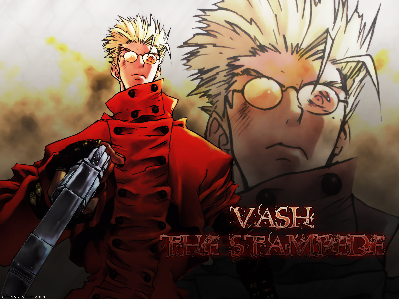Anime - Trigun Wallpaper
