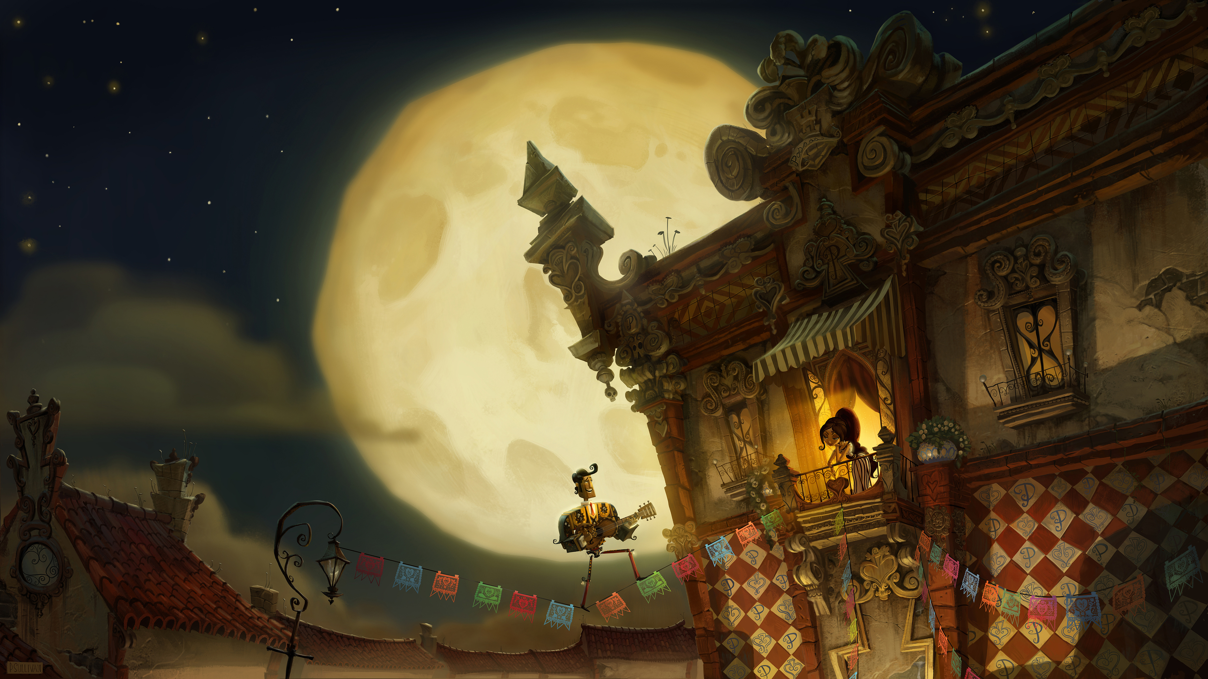 The Book of Life 4k Ultra HD Wallpaper   Background Image ...