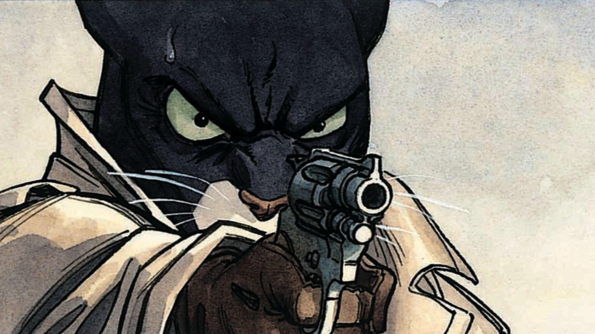 Big Cat Dc Comics