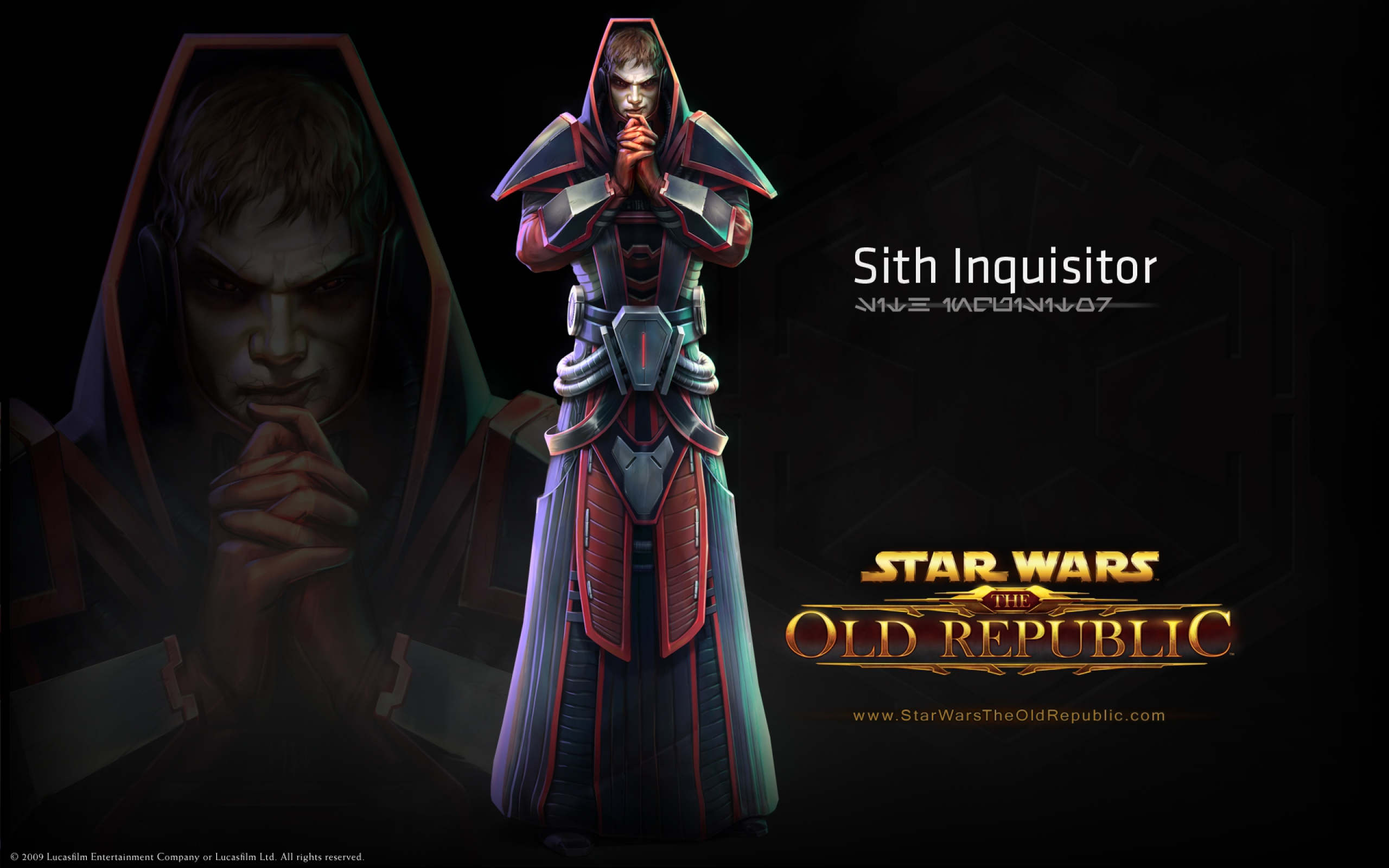 Sith Inquisitor Swtor Hd Wallpaper Background Image 2560x1600 Id 567986 Wallpaper Abyss