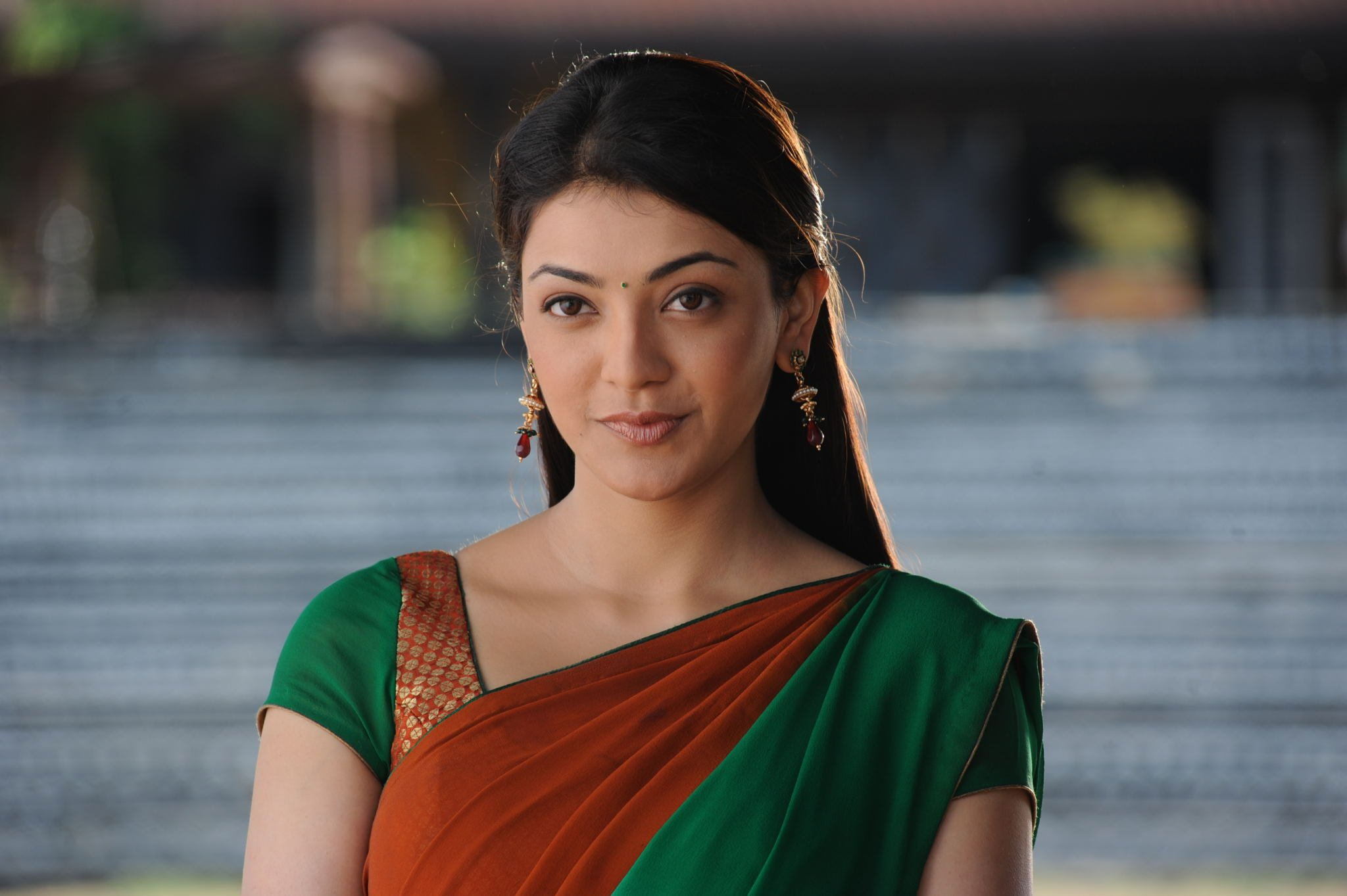 30 kajal agarwal hd wallpapers   background images - wallpaper abyss