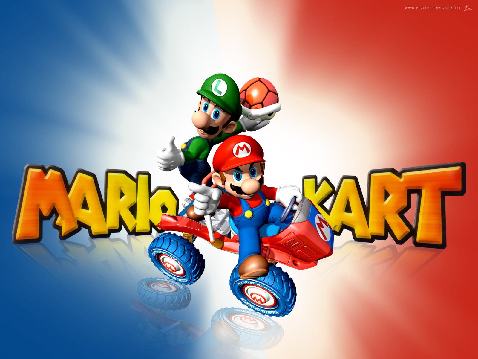 Mario Kart Double Dash Wallpaper And Background Image 1600x1200 Id 569646 Wallpaper Abyss