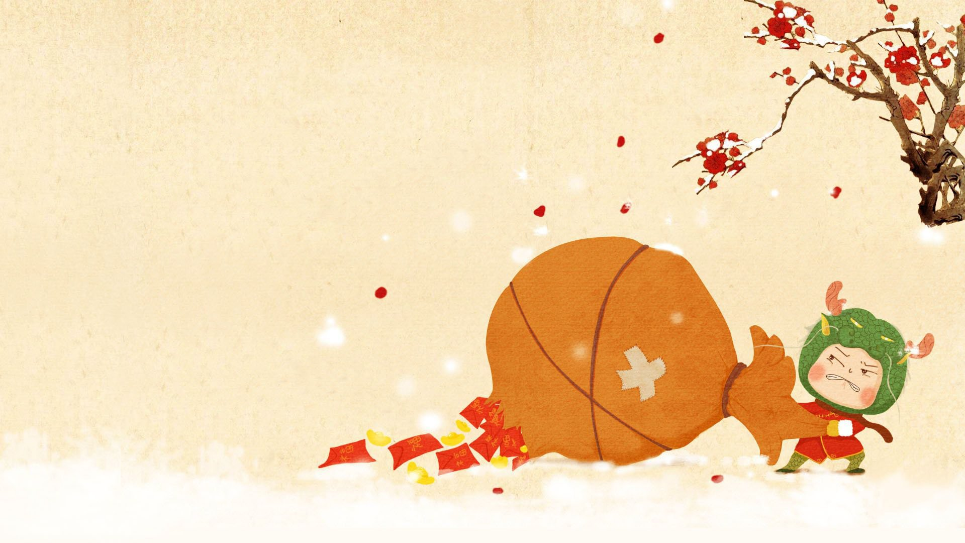 Holiday - Chinese New Year  Wallpaper