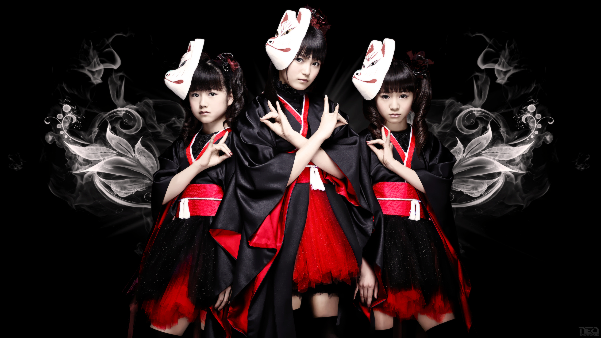 babymetal full hd wallpaper and background image