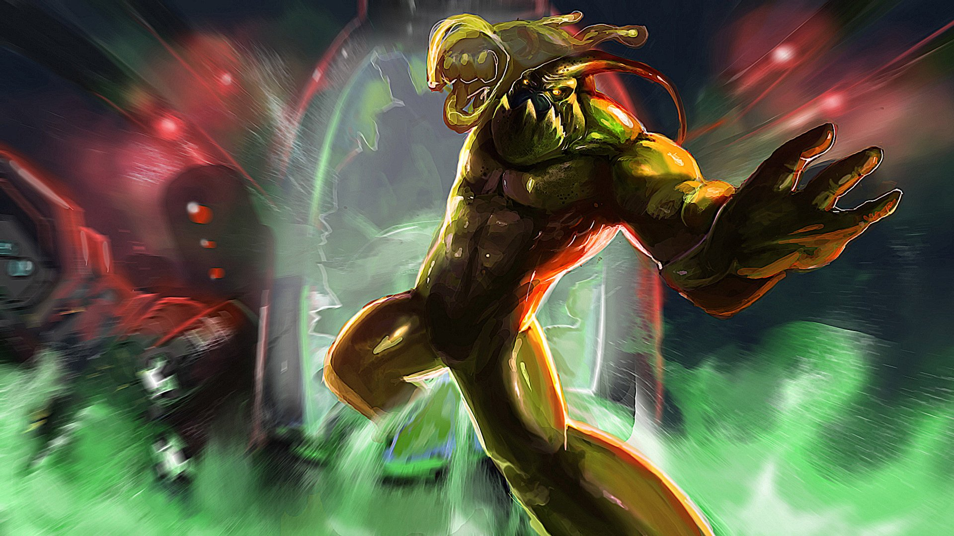 17 Zac League Of Legends Hd Wallpapers Background Images