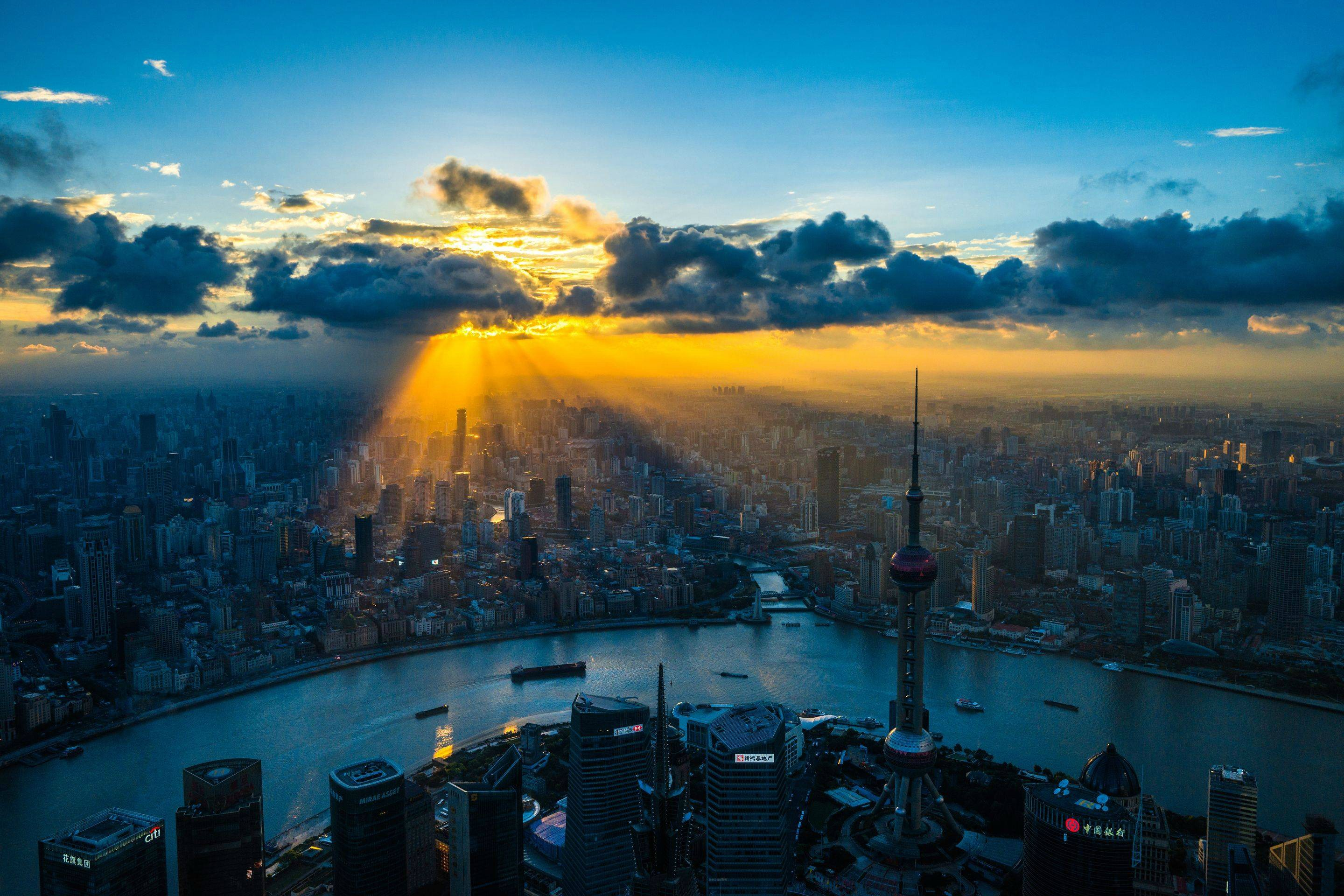 138 Shanghai Hd Wallpapers Background Images Wallpaper Abyss