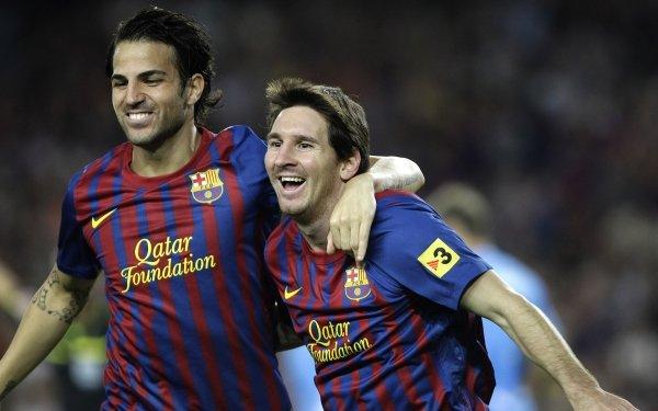 Sports FC Barcelona Soccer Club Lionel Messi HD Wallpaper | Background Image