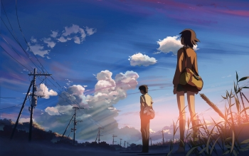 Anime - 5 Centimeters Per Second Wallpapers and Backgrounds ID : 57530