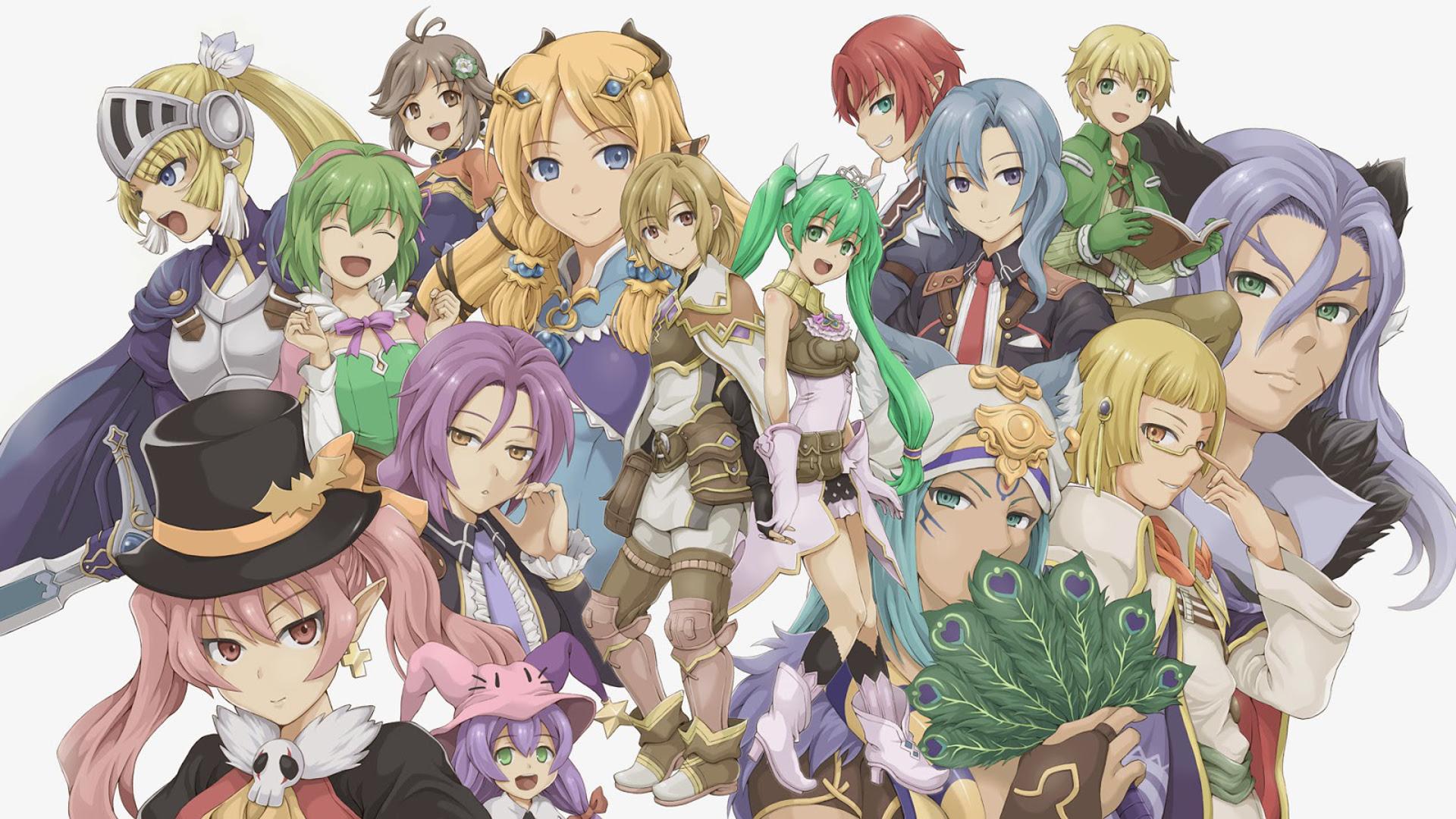 Rune factory 4 | nintendo 3ds download software | games | nintendo.