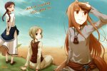 Chloe (Spice & Wolf) Wallpapers and Backgrounds