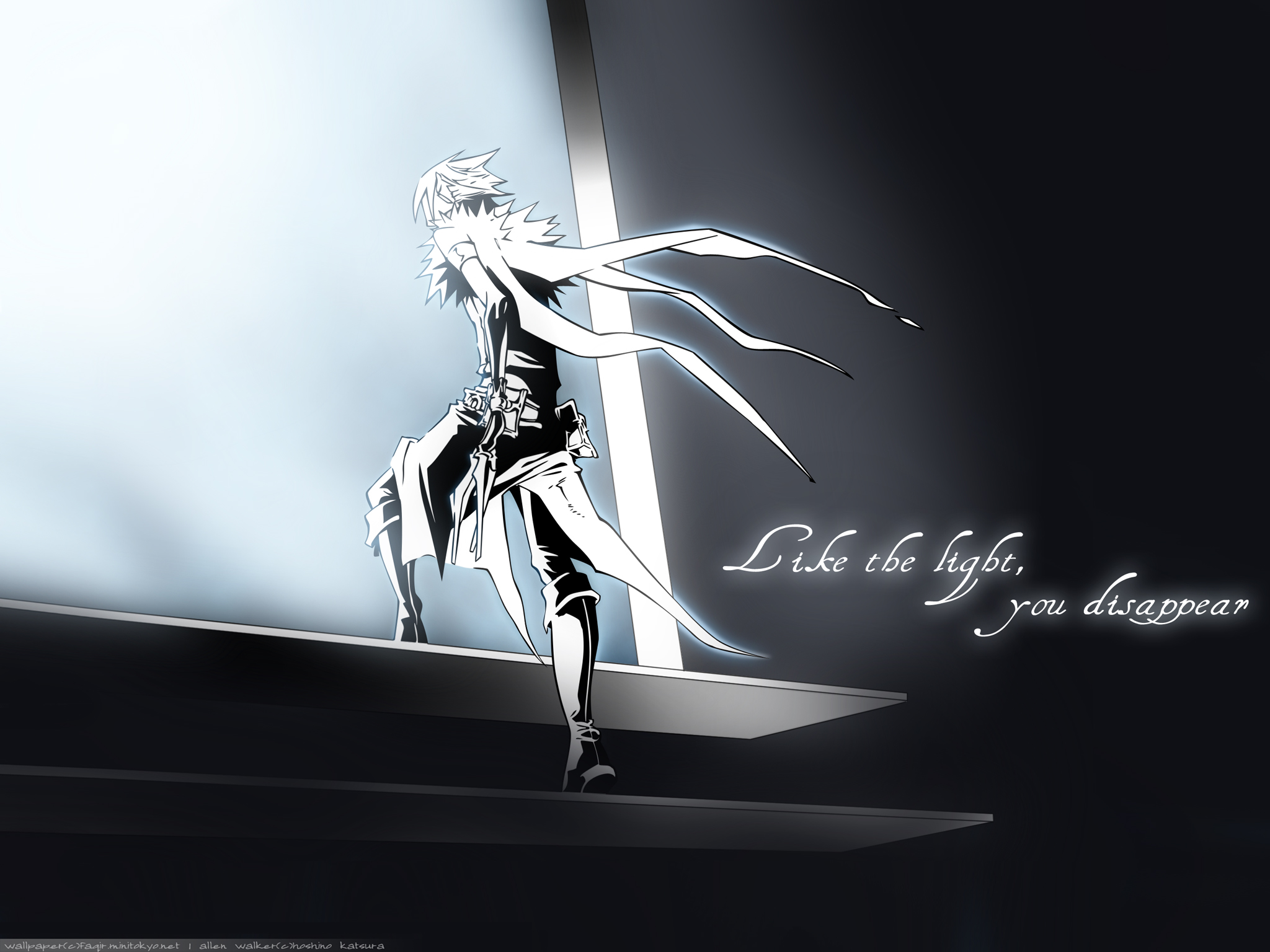 171 D Gray Man Hd Wallpapers Background Images Wallpaper Abyss