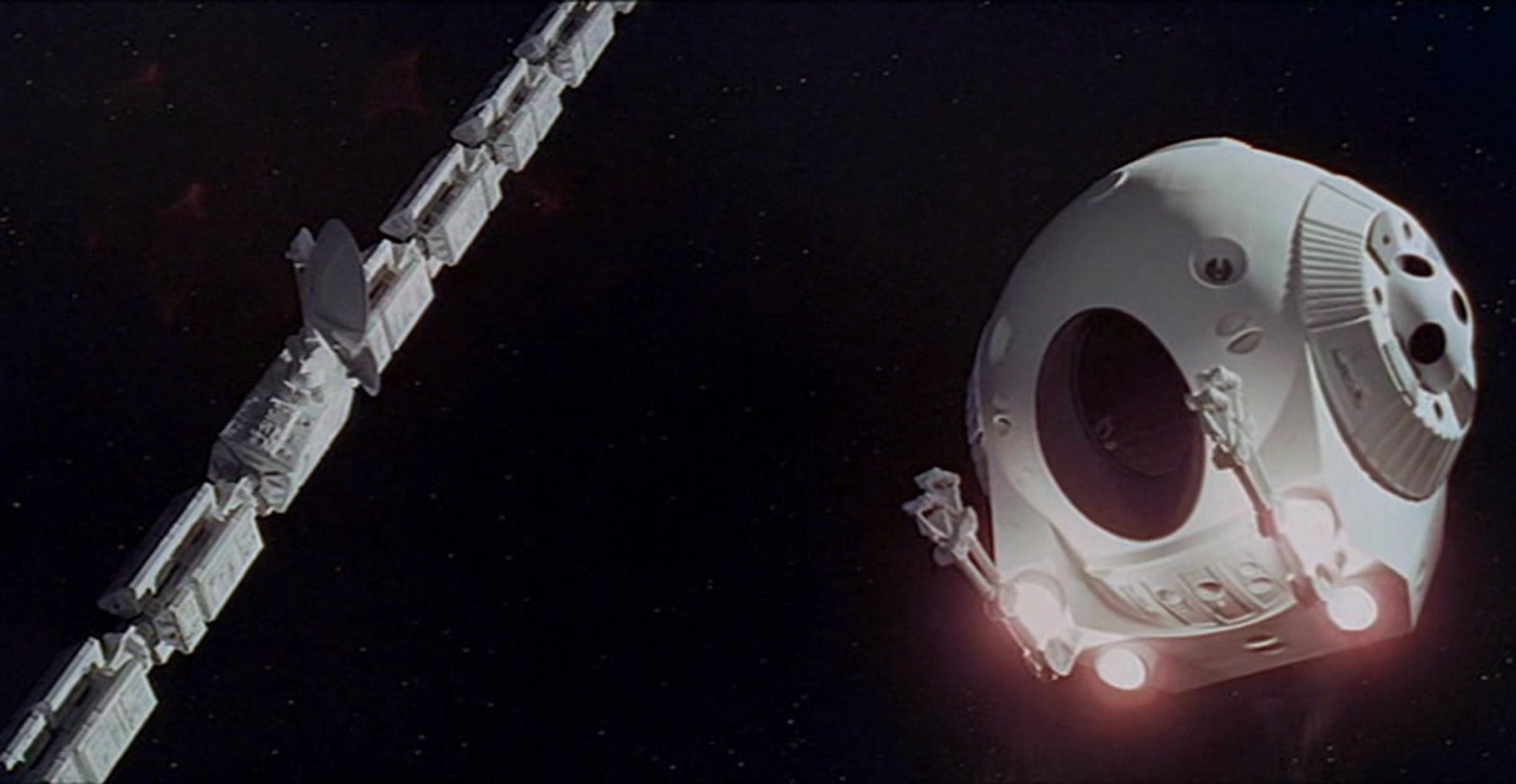 2001 A Space Odyssey Hd Wallpaper Background Image 2444x1264