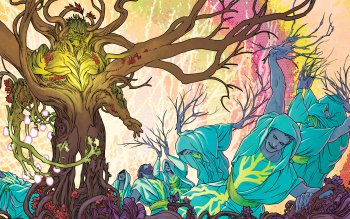 71 Swamp Thing Hd Wallpapers Background Images Wallpaper Abyss