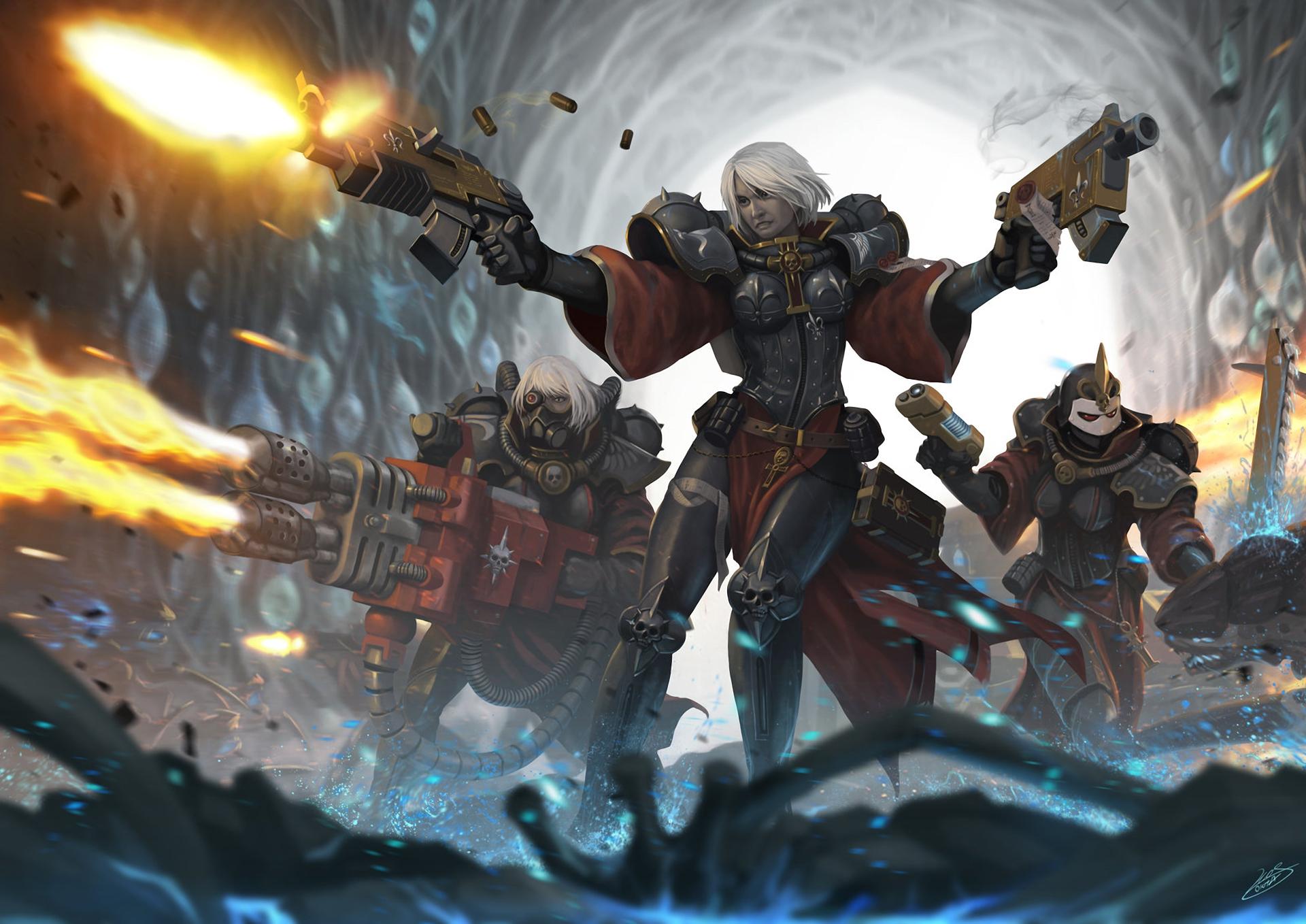 Warhammer HD Wallpaper | Background Image | 1920x1358 | ID ...