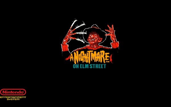 Video Game A Nightmare on Elm Street A Nightmare On Elm Street HD Wallpaper | Background Image